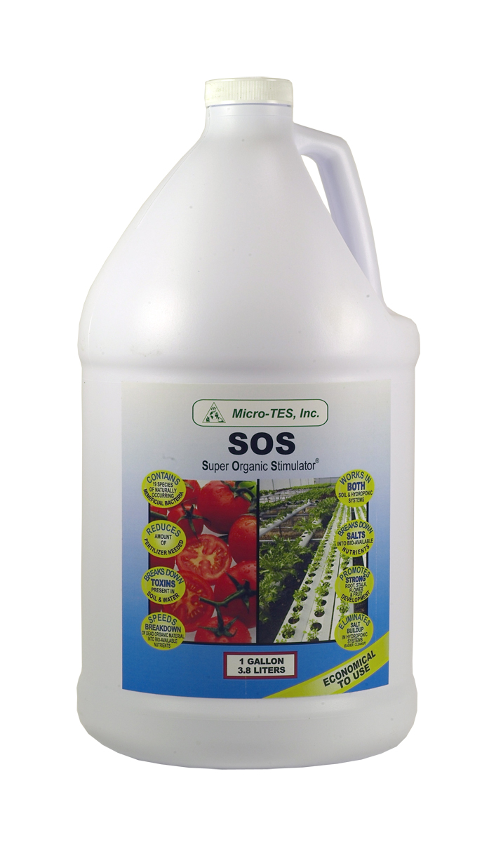 SOS Beneficial Bacteria  1 Gallon