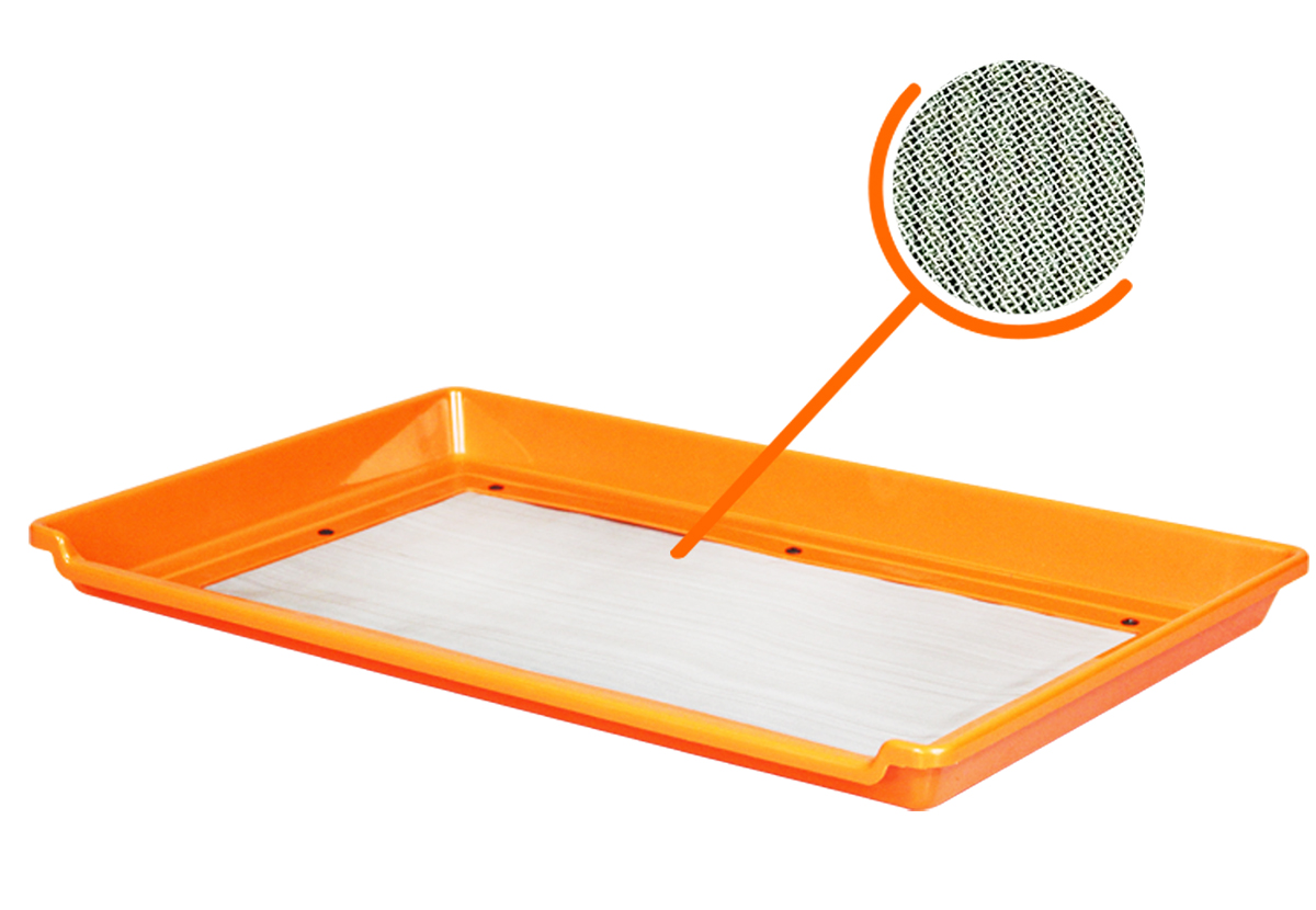 Trim Tray Accessory Top ONLY - 150 Micron