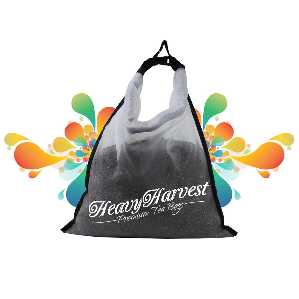 Heavy Harvest Tea Bag - Large