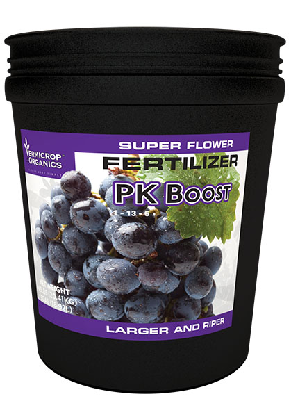 Vermicrop PK Boost 1-13-6 Super Flower Fertilizer, 45 LBS