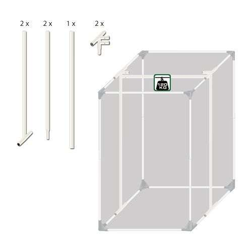GrowLab World Wide Garden Supply Hercules Frame Support (for GrowLab120)