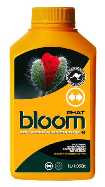 Advanced Floriculture Bloom Yellow Bottle PHAT 2.5 Liter