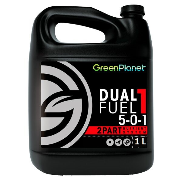Green Planet Nutrients Dual Fuel 1 1 Liter