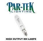 PAR-TEK LIGHTING 1000W MH 6500K Digital High Frequency Lamp