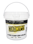 CAN-A-WIPES Cleaning Wipes 120 count tub