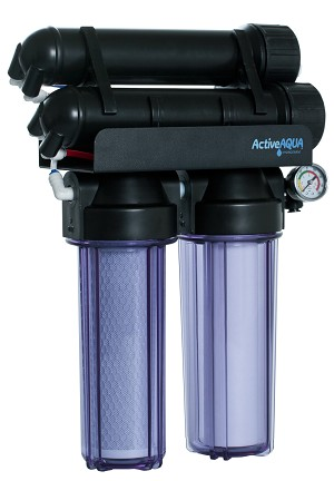 Active Aqua Reverse Osmosis System 200 GPD