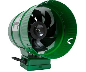 Active Air 6 Inch Inline Booster Fan 188 CFM