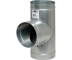 Active Air T Connector - 6 x 6 x 6