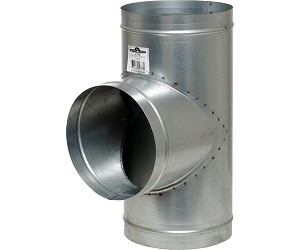 Active Air T Connector - 8 x 8 x 8