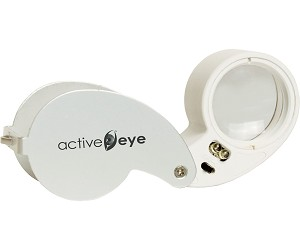 Active Eye Lighted Loupe - 30x