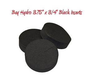 Bay Hydro 3.75 X 3/4 FIRM Neoprene Inserts 20pc