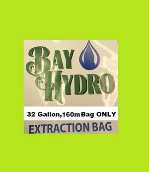Bay Hydro 32 Gallon 160m Bag ONLY - Bubble ICE Extraction Bag