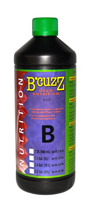 B'Cuzz Coco Nutrition Component B 1 L