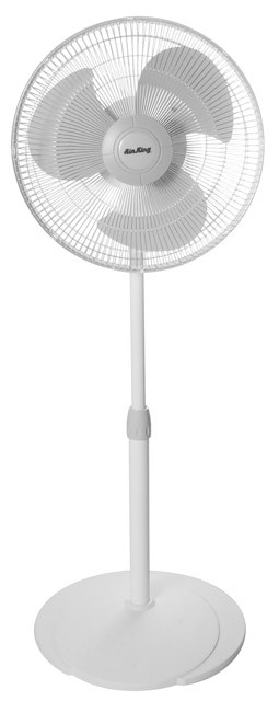 Air King 16 Inch Oscillating Pedestal Fan