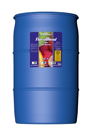 General Hydroponics FloraBlend Vegan Plant Booster 55 GALLON