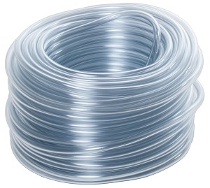 HydroFarm 1/4 Inch Clear Tubing  100ft Roll