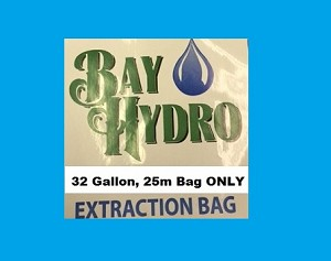 Bay Hydro 32 Gallon 25m Bag ONLY - Bubble ICE Extraction Bags