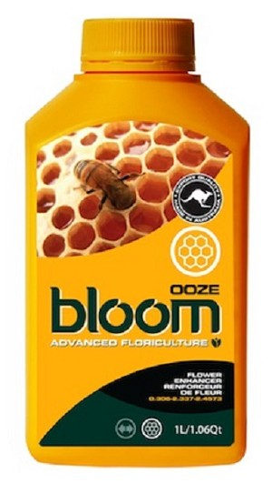 Advanced Floriculture Bloom Yellow Bottle OOZE 2.5 Liter