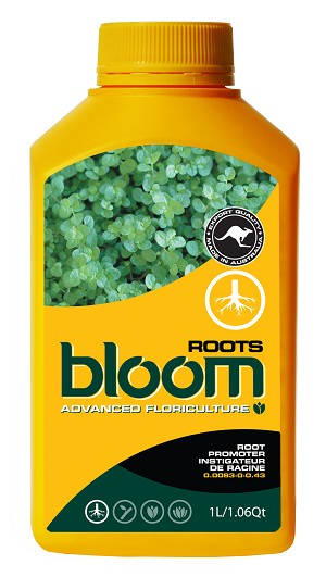 Advanced Floriculture Bloom Yellow Bottle ROOTS 2.5 Liter
