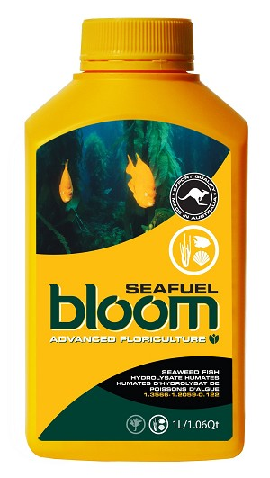 Advanced Floriculture Bloom Yellow Bottle SEAFUEL 1 Liter