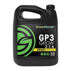 Green Planet Nutrients GP3 GROW Only 4L