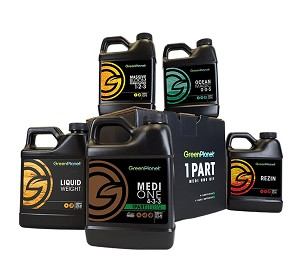 Green Planet Nutrients 1 Part Medi One Kit