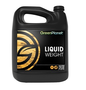 Green Planet Nutrients LIQUID W-8 / Weight CARBO Loader 10 Liter