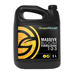 Green Planet Nutrients Massive Bloom 1 Litre