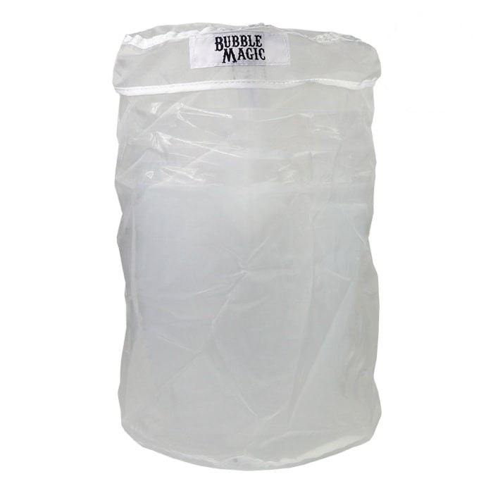 Bubble Magic 20 Gallon 220 Micron Washing Bag W/ Zipper