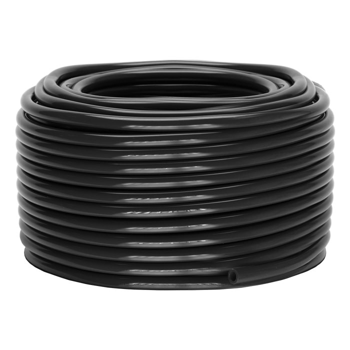 "GROW1 1/4"" X 50ft Black Vinyl Tubing"