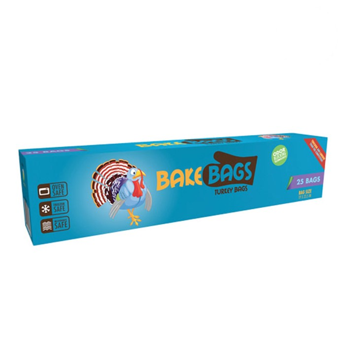 Bake Bags x 25 PACK 19 X 23.5