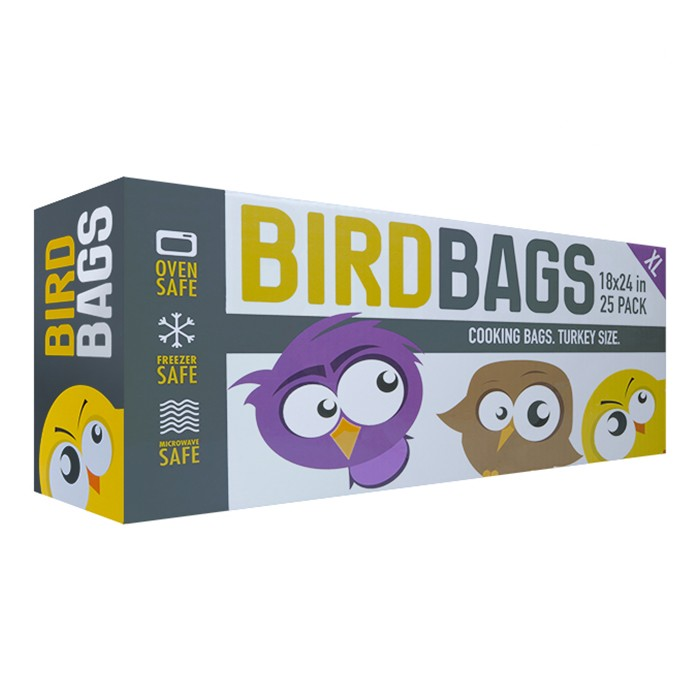 BirdBags Turkey Bag 25 PACK 18 X 24
