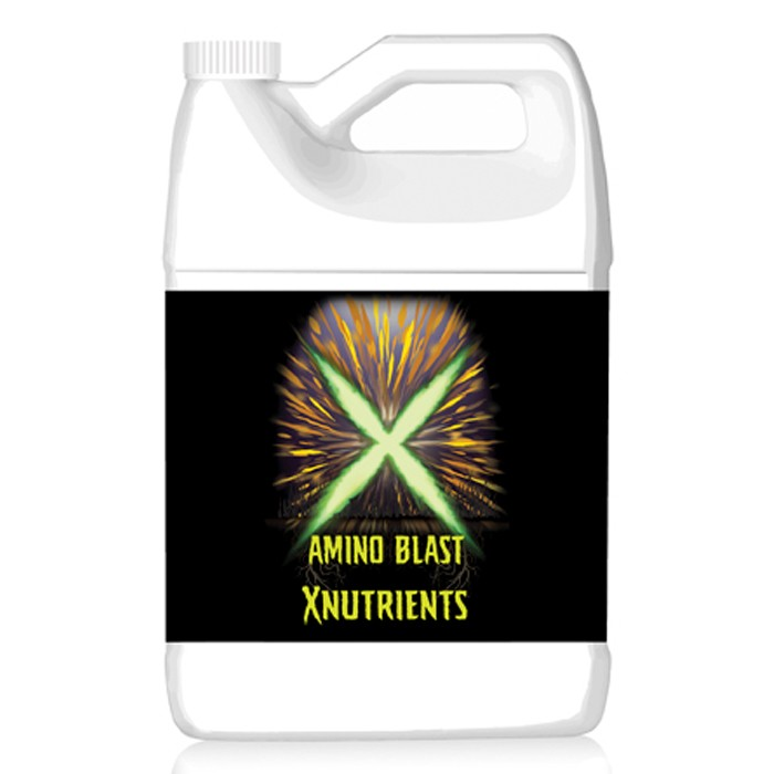 X Nutrients Amino Blast 2.5 Gallon