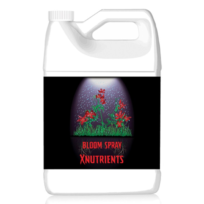 X Nutrients Bloom Spray 1 Gallon